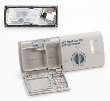 محفظه شوینده و مایع جلادهنده ماشین ظرفشویی,قطعات ماشین ظرفشویی