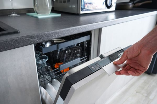 قفل درب ماشین ظرفشویی