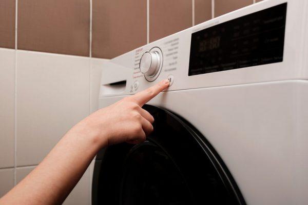 ماشین لباسشویی روشن نمیشود,عیب یابی ماشین لباسشویی