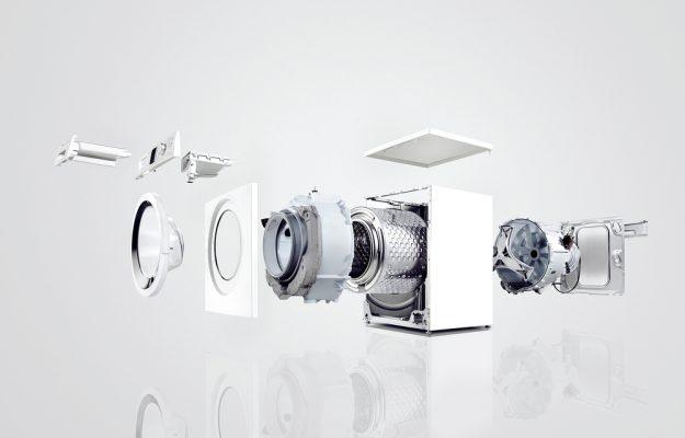 قطعات ماشین لباسشویی