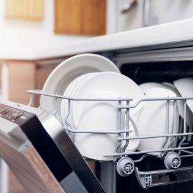نحوه کار ماشین ظرفشویی