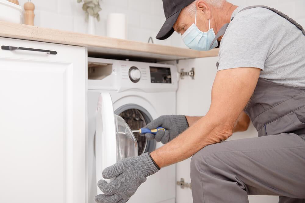 عیب یابی انواع ماشین لباسشویی