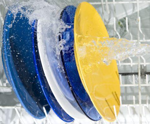 چرخه آبکشی-نحوه کار ماشین ظرفشویی
