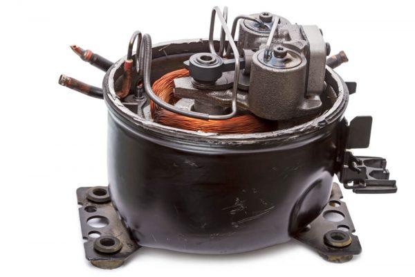 موتور(کمپرسور ) یخچال فریزر,عیب یابی یخچال فریزر